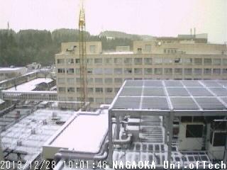 Nagaoka webcam - Nagaoka University of Technology 1 webcam, Honshu, Niigata